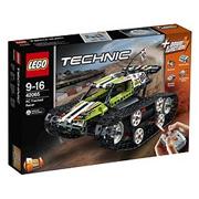 是真的可以遥控!LEGO乐高Technic科技系列42065 RC履带式遥控赛车