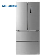MeiLing 美菱 BCD-416WPCK 风冷变频 多开门冰箱 416L