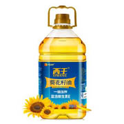 西王 葵花籽油一级压榨食用油4L