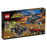 LEGO乐高超级英雄蝙蝠侠系列76054