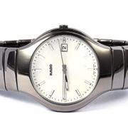 RADO雷达True系列R27654122男士陶瓷腕表