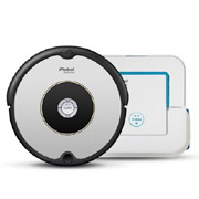 iRobot艾罗伯特清洁机器人(601+241) 擦地扫地组合2件套装