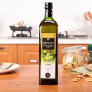 西班牙进口arbequino爱彼诺特级初榨橄榄油1L*5瓶
