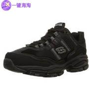 限Prime会员&试用会员!Skechers斯凯奇 Sport 男士 Vigor 2.0 Trait 记忆泡沫运动鞋