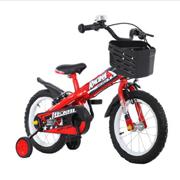Happy dino小龙哈彼LB1203Q-S-M210儿童12寸全包式链罩自行车(红色升级版)