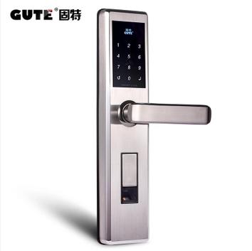 固特 智能指纹锁电子防盗门锁