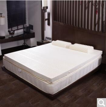限时抢!paratex泰国进口天然乳胶床垫180*200*7.5cm