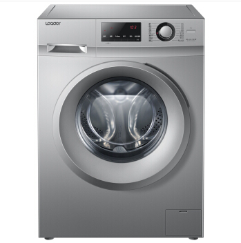 Leader统帅@G8014HB56洗烘一体变频滚筒洗衣机8公斤