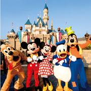 上海迪士尼乐园一日成人平日票