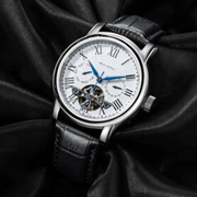 Seagull海鸥表D819.624多功能飞轮镀蓝针时尚机械表+凑单