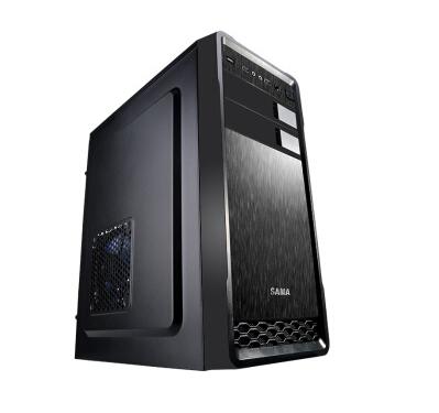战旗 智越wisdo 102奔腾G4560/华硕H110/1TB台式组装电脑UPC