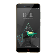 Nubia努比亚Z17mini【6+64GB】黑金双卡双待4G手机