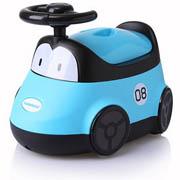 汽车造型!世纪宝贝 可以扶的儿童坐便器