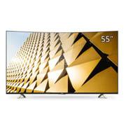 TCL  55英寸4K超高清智能曲面电视D55A9C