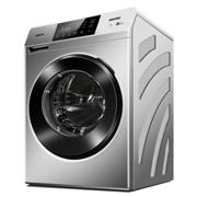 SANYO三洋WF90BIS565S 9公斤变频滚筒全自动洗衣机