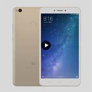 Xiaomi小米 Max2金色4GB+32GB移动联通电信4G手机