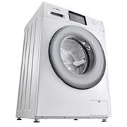 Midea美的MG80V330WDX 8公斤智能变频滚筒洗衣机