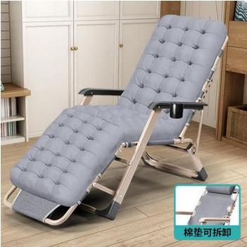 索乐折叠床单人午休简易折叠躺椅午睡床行军床
