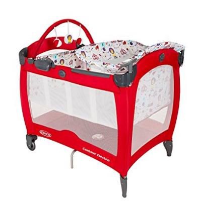 GRACO葛莱 婴儿床便携式儿童游戏床尿布更换台1913580