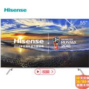 Hisense海信LED55EC680US超高清4K人工智能HDR电视55英寸