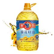 多力非转基因葵花籽油4L*2瓶