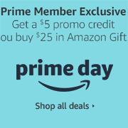 Prime Day美国亚马逊充值礼品卡