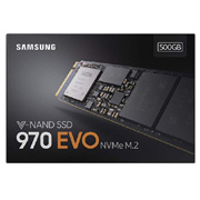 限Prime会员&试用会员!SAMSUNG三星970 EVO 500GB M.2固态硬盘