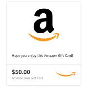 Amazon美国亚马逊首次购礼品卡
