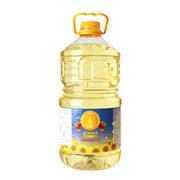 乌克兰原装进口!Sophia golden medal名仕索菲亚金牌 葵花籽油5L