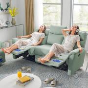 CHEERS芝华仕5991布艺功能沙发组合三人位