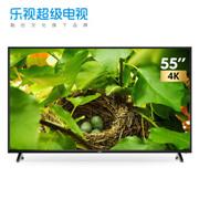 惊爆价!Letv乐视 超级电视Y55C 55英寸窄边框4K超高清液晶平板电视机
