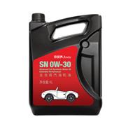 Monarch 统一京保养定制款 全合成机油 0W-30 SN级4L